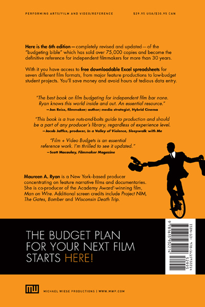 Film And Video Budgets 6 Mwp
