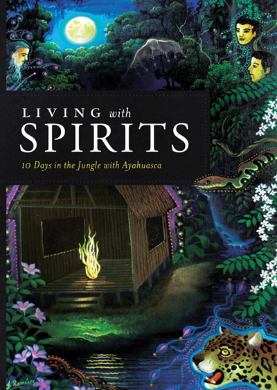 12-0911 Living With Spirits