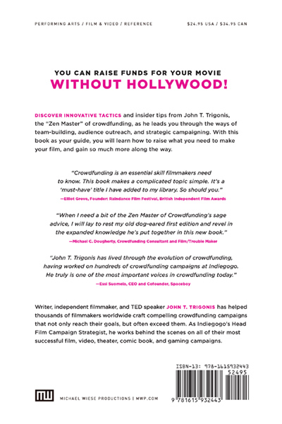 16-0511 Crowdfunding For Filmmakers 2nd